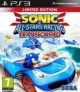 Sonic & Sega All-Stars Racing Transformed on X360 - Gamewise