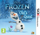 Frozen: Olaf's Quest on 3DS - Gamewise