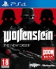 Wolfenstein: The New Order Release Date - PS4