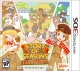 Story of Seasons: Good Friends of the Three Villages Release Date - 3DS
