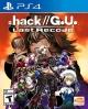 .hack//G.U. Last Recode Release Date - PS4
